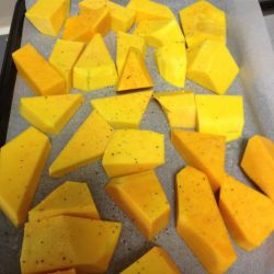 Super Easy Thai Pumpkin Soup