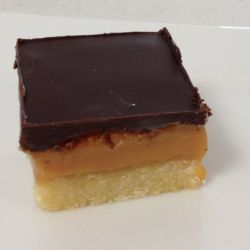 Oozy Gooey Caramel Slice | 3 Layers