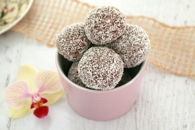 Kid Friendly Rum Balls Chocolate Coconut Balls Bake Watermelon Wallpaper Rainbow Find Free HD for Desktop [freshlhys.tk]