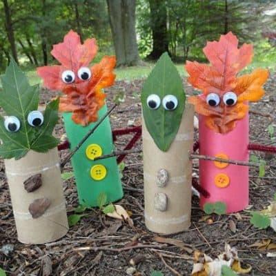 End of Autumn Craft Ideas