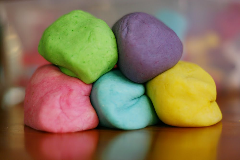 Food Playdough Recipe