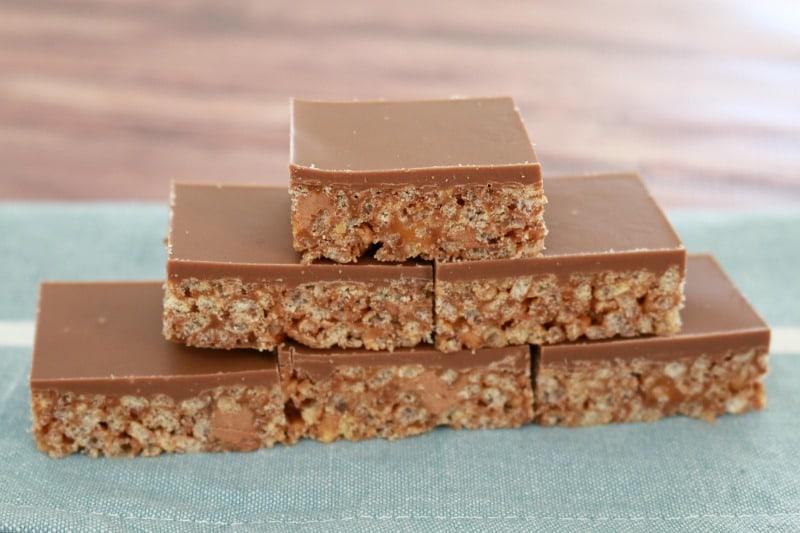 Cake Recipes With Mars Bars