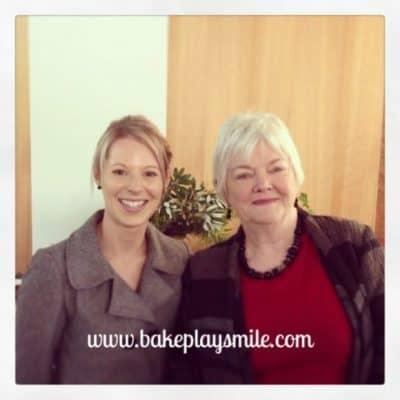 Meeting Stephanie Alexander… What An Inspiration!