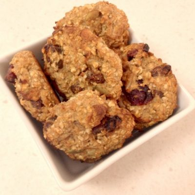 Healthy Oatmeal Cookies (totally guilt-free recipe)