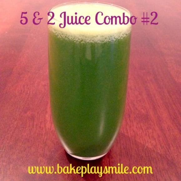 5 & 2 Juice