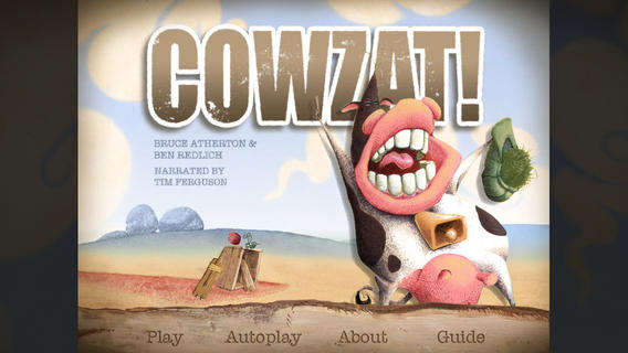 Kids App Review - Cowzat!