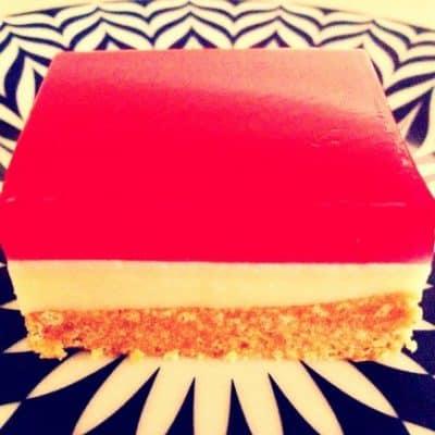 Jelly Slice (most popular recipe!!)