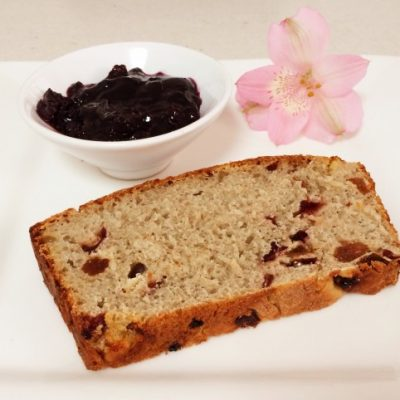 Fruit Loaf (the perfect breakfast or snack!)