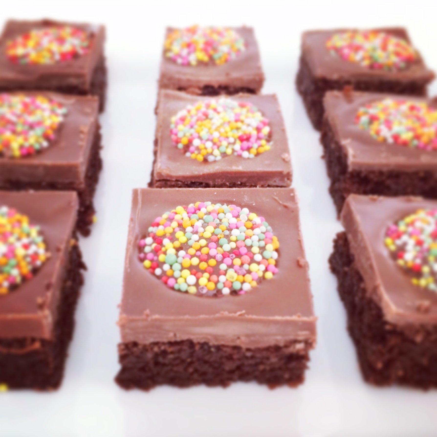 Chocolate Weetbix Slice Food Ideas