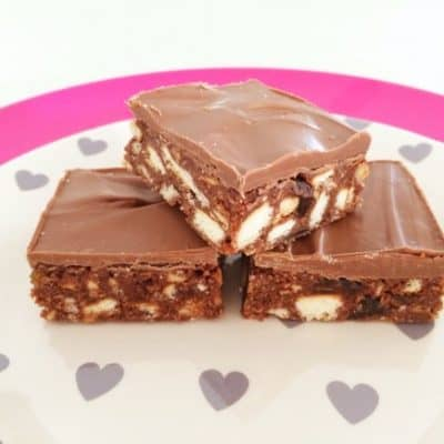 Chocolate Hedgehog Slice (nut-free recipe)