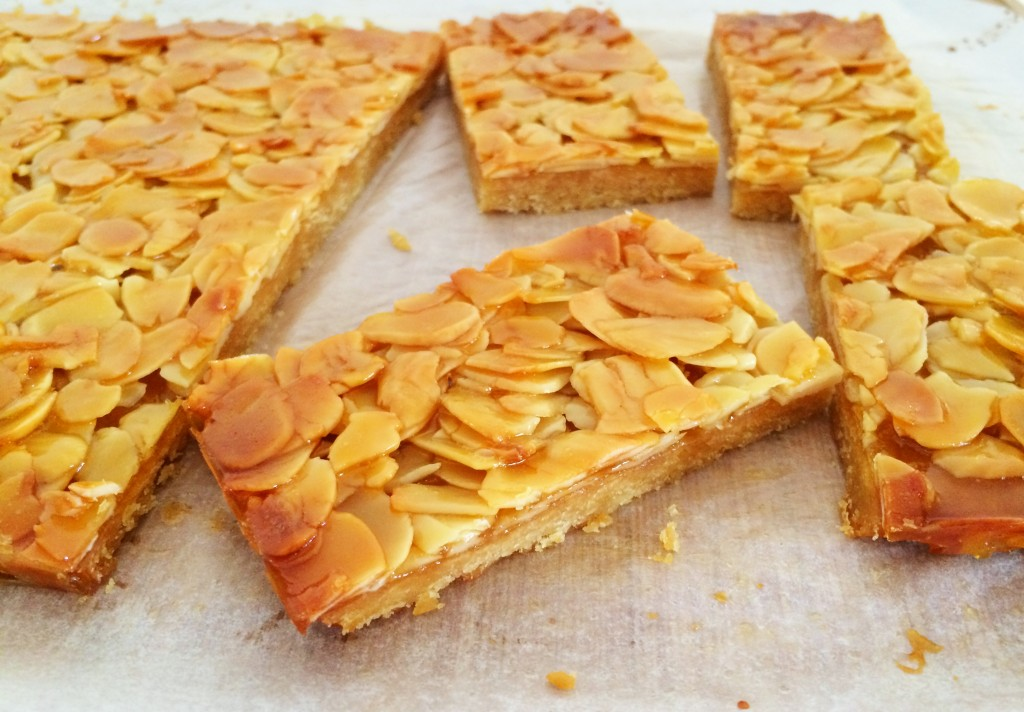 Honey Almond Slice Healthier Version Bake Play Smile
