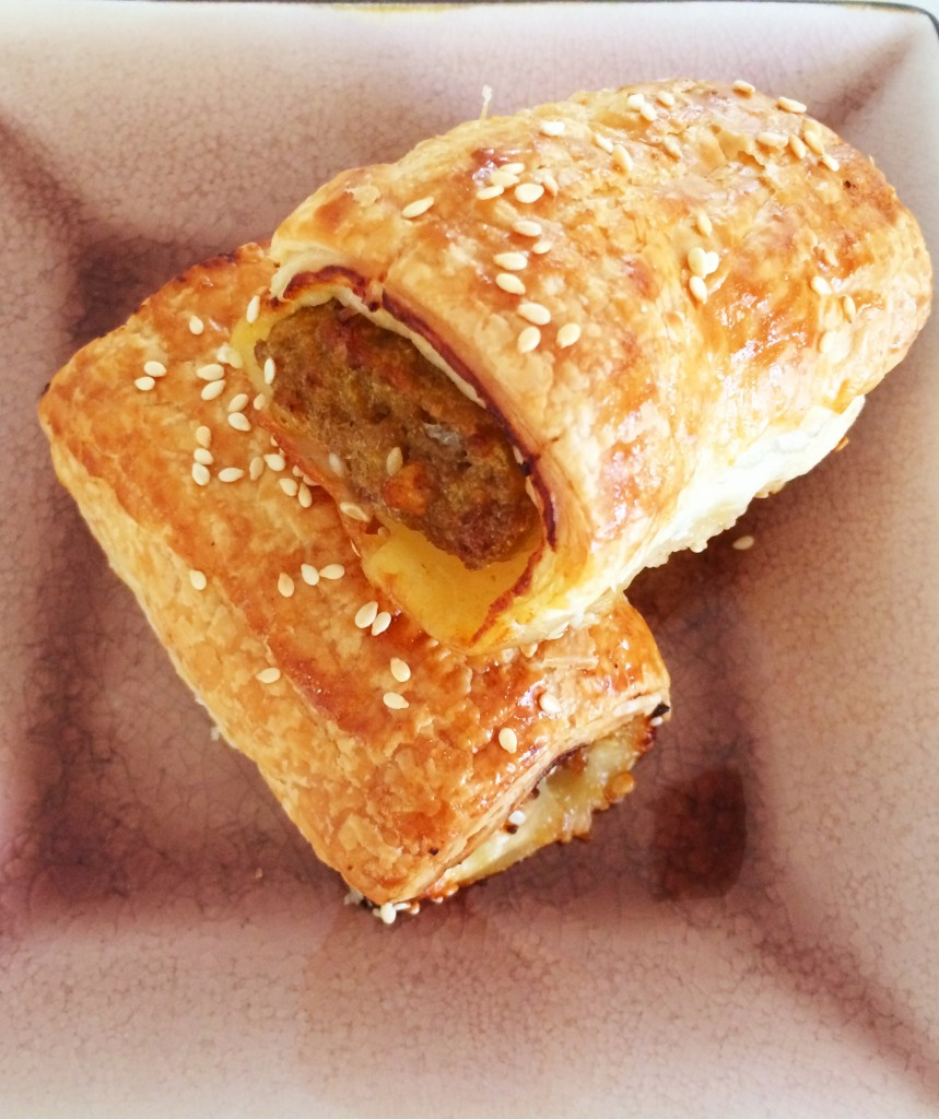 Healthy Homemade Sausage Rolls