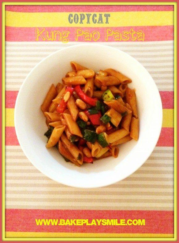 Kung Pao Pasta image