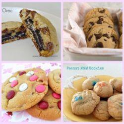 Cookies, Cookies and More Cookies!!