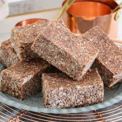 Healthy Coco-Pop Bars   Lunch Box Recipe