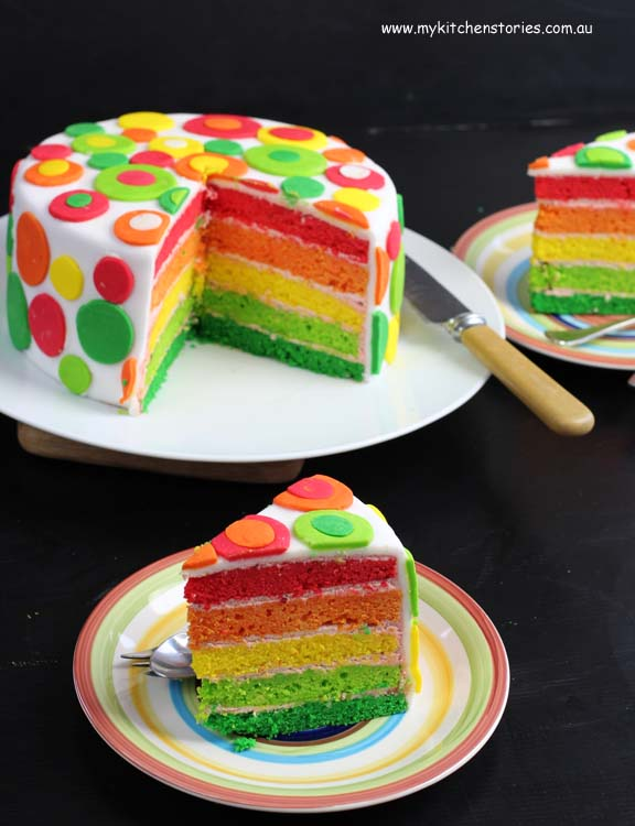 Cake-of-colours