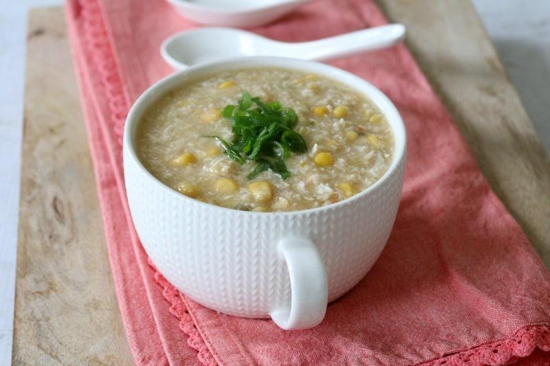 Chicken & Corn Soup