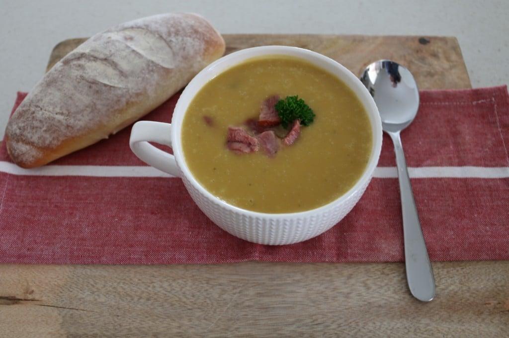 Ham, Potato & Leek Soup
