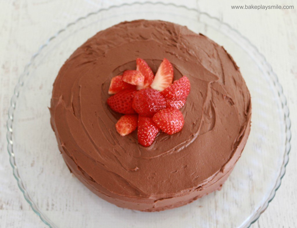 The Best Chocolate Mud Cake