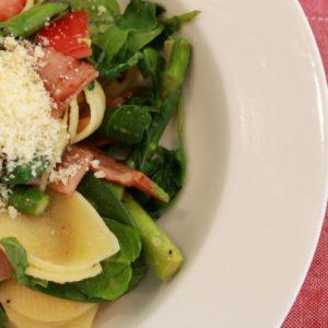 Light & Healthy Spring Pasta