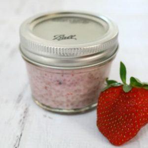 Vanilla Berry Chia Pods Recipe