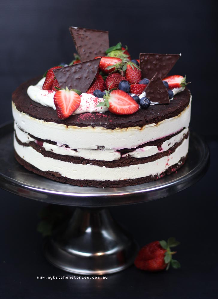 Brownie-and-raspberry-ice-cream-cake1