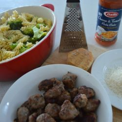 Italian Sausage and Broccoli Pasta Bake
