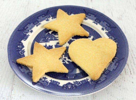 Easy Shortbread Recipe
