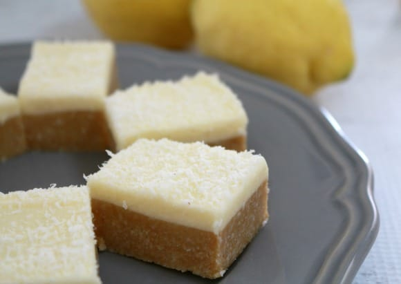 Cake cafe lemon slice recipe