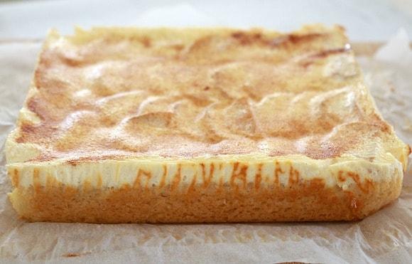 Apple & Sour Cream Slice 3