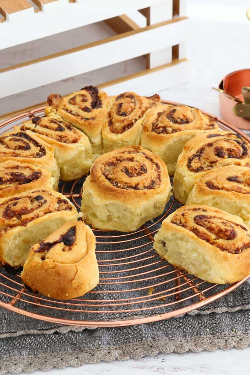 Cheesymite Scrolls Cheese and Vegemite Scrolls