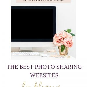 Increase your blog traffic dramatically by submitting your food photography to the best photo sharing websites for food bloggers.