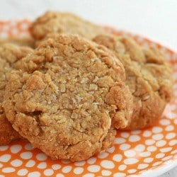 Classic ANZAC Biscuits (and a little celebration!)