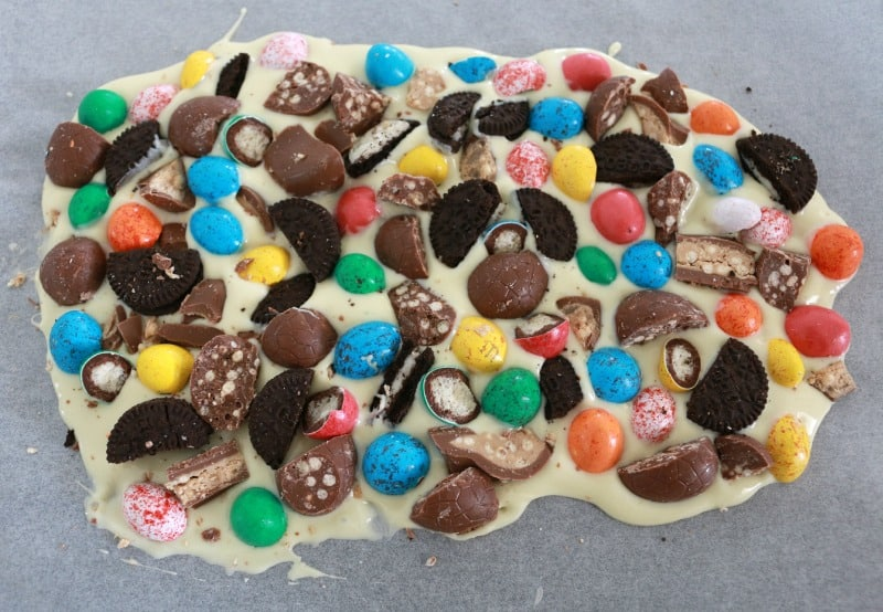 Loaded Easter Bark 3