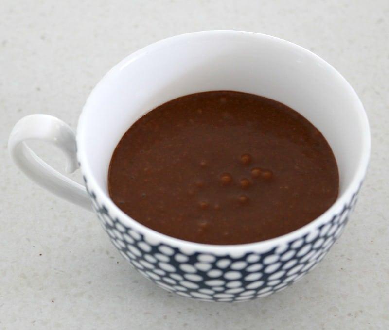Milo Chocolate Mug Cake
