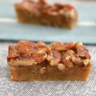 Pecan Pie Bars | Bake Play Smile