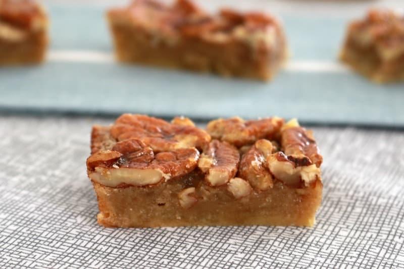 Pecan Pie Bars 2