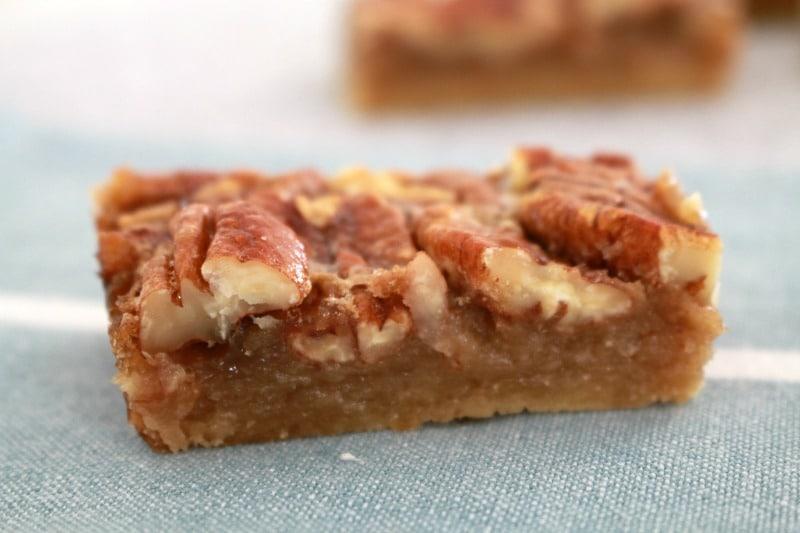 Pecan Pie Bars 3