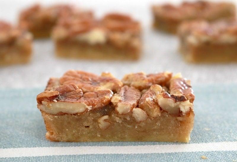 Pecan Pie Bars 5