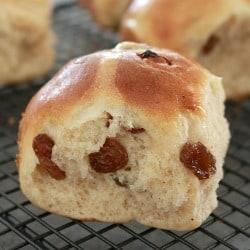 Perfect Hot Cross Buns | Bake Play Smile