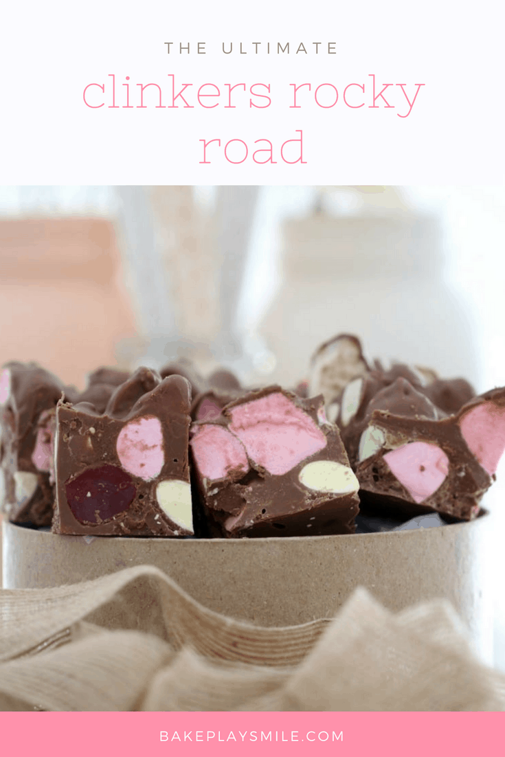 clinkers rocky road image