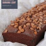 Our famous Double Chocolate Banana Fudge Loaf recipe is now even better! Perfect for using up ripe bananas, great for lunch boxes and freezer-friendly!