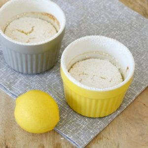 Old Fashioned Lemon Delicious Pudding Recipe