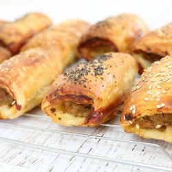 Easy Homemade Sausage Rolls