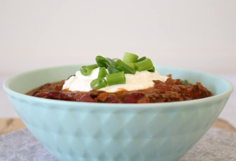 Slow Cooker Chilli Con Carne 6