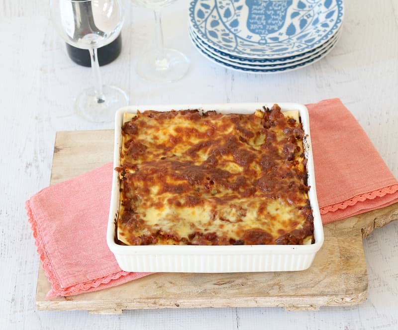 beef hash easy meat lasagna easy meat lasagna no precooking is ...