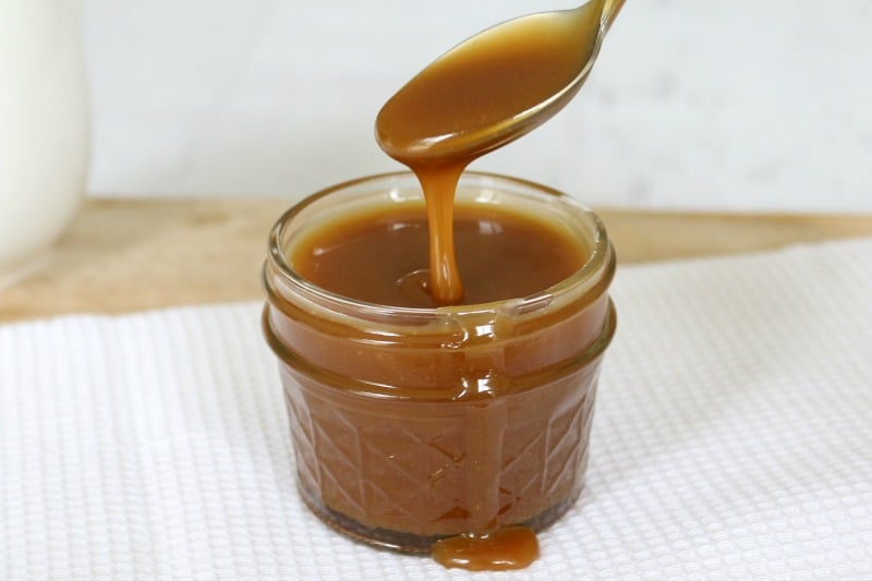 How To Make Salted Caramel Sauce - Thermomix Version