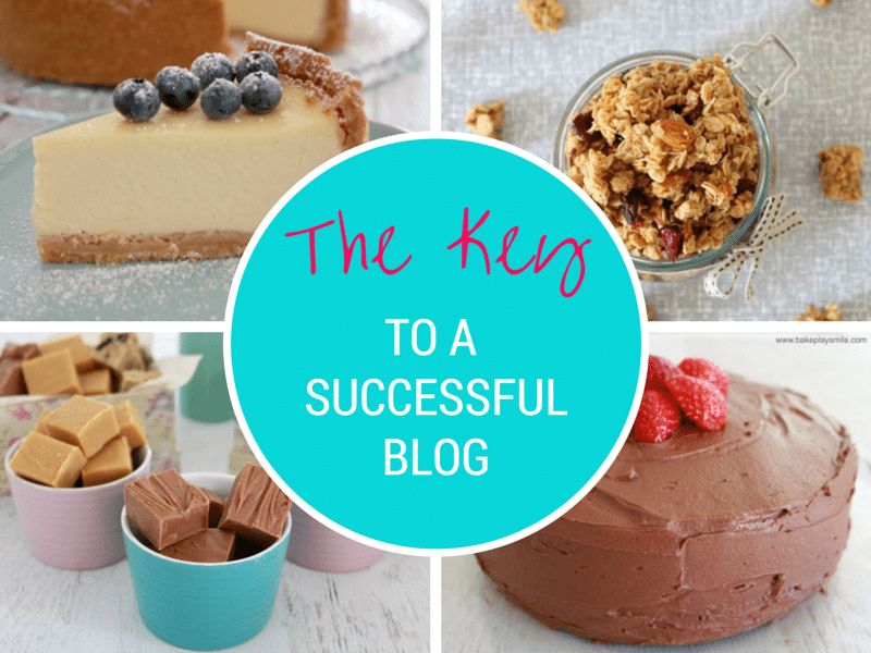 The Key To A Successful Blog