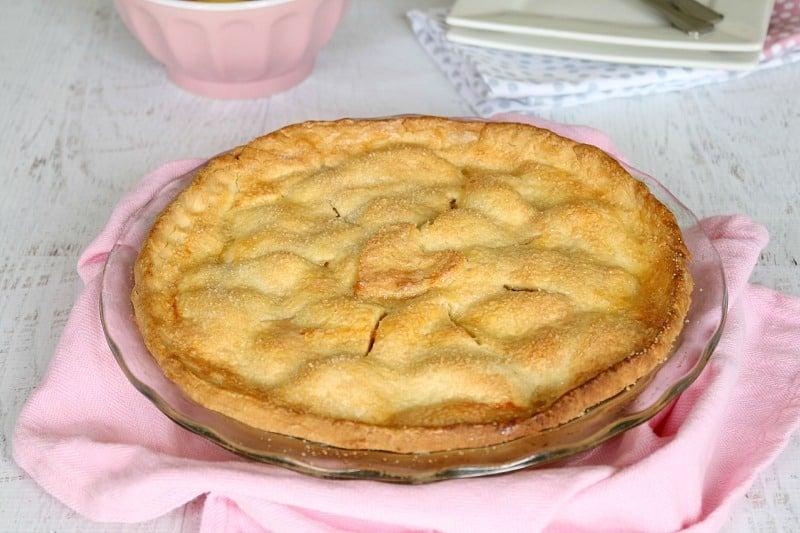 easy apple pie