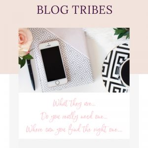 Blog Tribes - What Are They?... Do I Need One?... And Where Can I Find One?